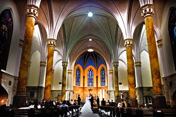 Weddings At Saint Mary